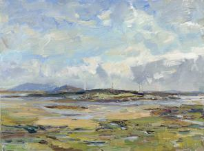 Estuary, North Uist